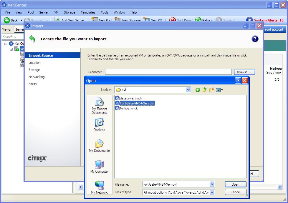 FortiGate-VM on Xen | FortiGate / FortiOS 6 0 0 | Fortinet