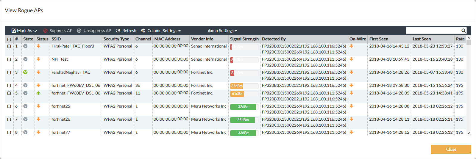 Administration Guide | FortiManager 6 0 3 | Fortinet