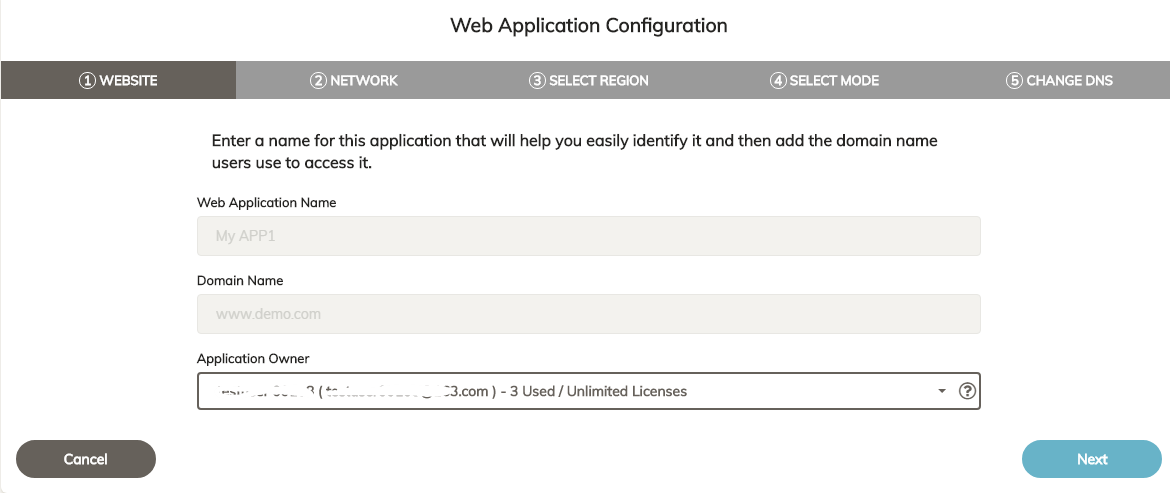 User Guide   FortiWeb Cloud 4 3 0   Fortinet Documentation Library