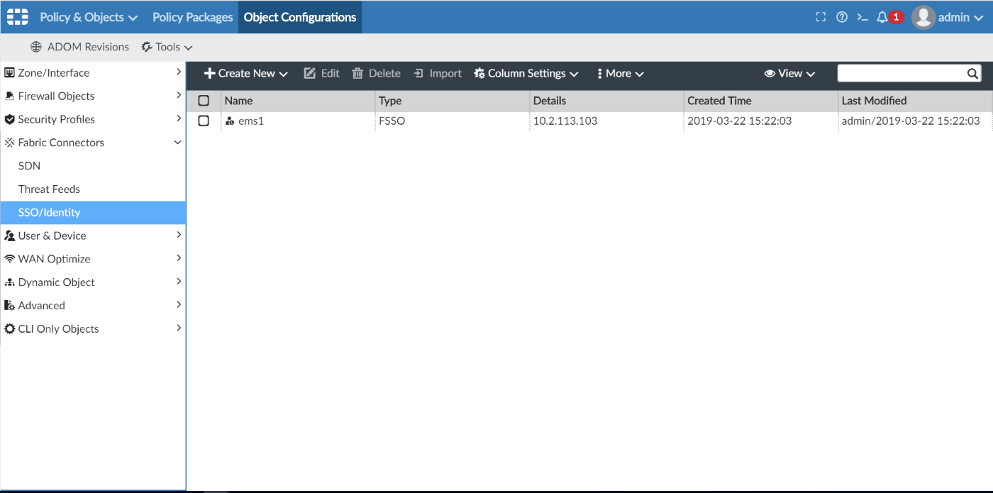 New Features   FortiManager 6 2 0   Fortinet Documentation