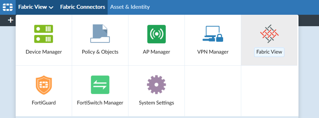 New Features | FortiManager 6 2 0 | Fortinet Documentation