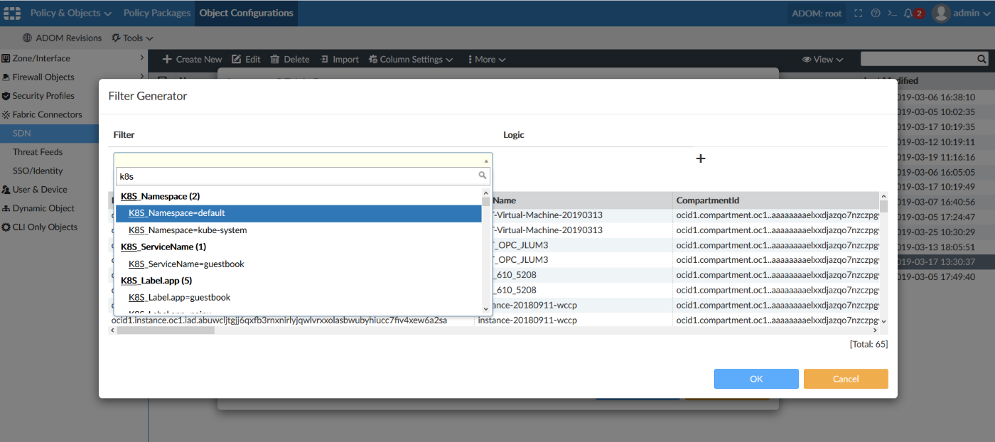 New Features | FortiManager 6 2 0 | Fortinet Documentation Library