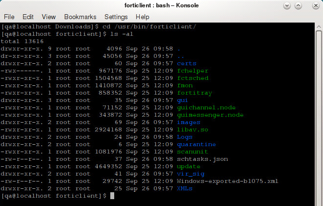 Linux) Release Notes   FortiClient 6 0 0   Fortinet Documentation