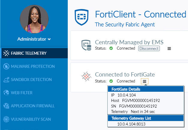 EMS Administration Guide | FortiClient 6 2 0 | Fortinet