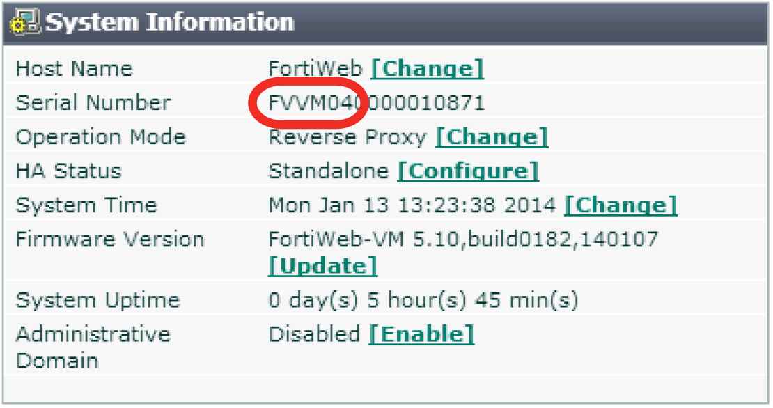 FortiWeb-VM on KVM | FortiWeb 6 1 1 | Fortinet Documentation Library
