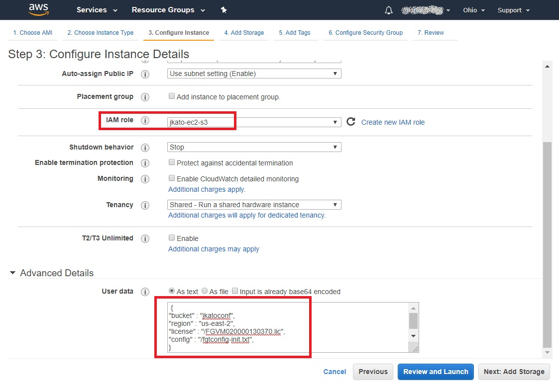 Deploying FortiGate on AWS | FortiGate / FortiOS 6 0 0