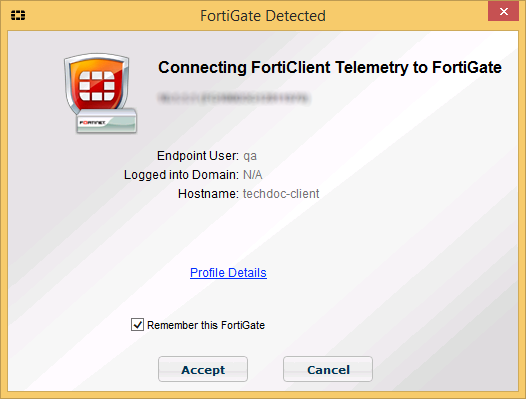 Fortinet Communication Ports and Protocols | FortiGate