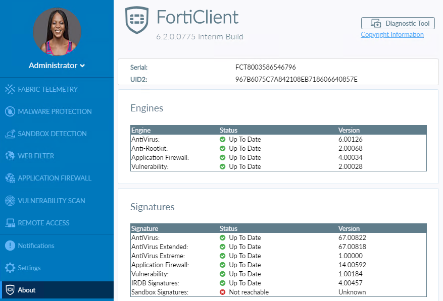 Administration Guide   FortiClient 6 2 0   Fortinet Documentation