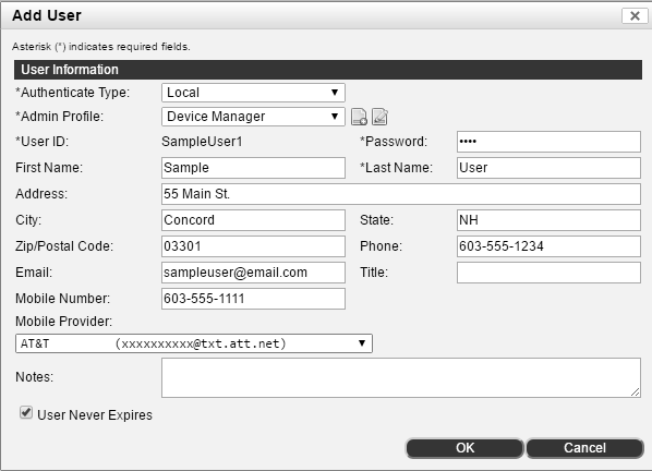 Control Manager   FortiNAC 8 6 0   Fortinet Documentation