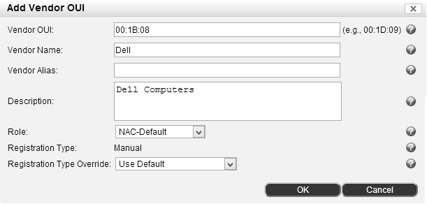 Control Manager | FortiNAC 8 6 0 | Fortinet Documentation