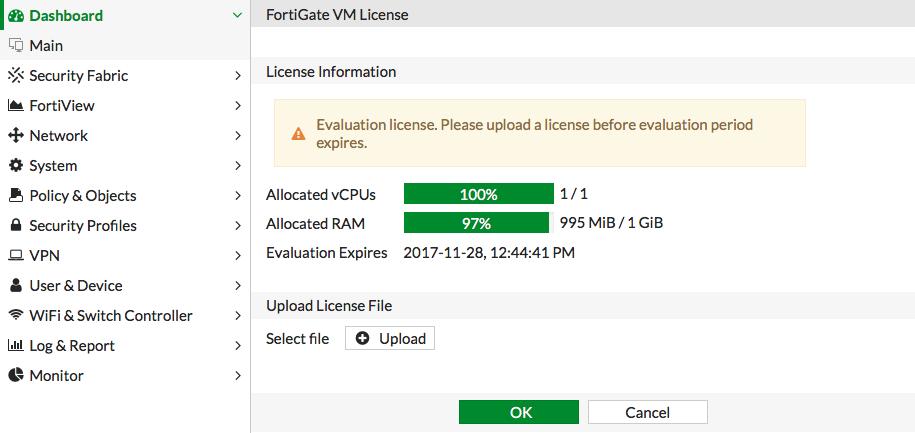 FortiGate-VM on KVM | FortiGate / FortiOS 6 0 0 | Fortinet