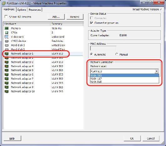 FortiWeb-VM on VMware ESXi | FortiWeb 6 1 1 | Fortinet Documentation