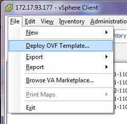 FortiWeb-VM on VMware ESXi | FortiWeb 6 1 1 | Fortinet