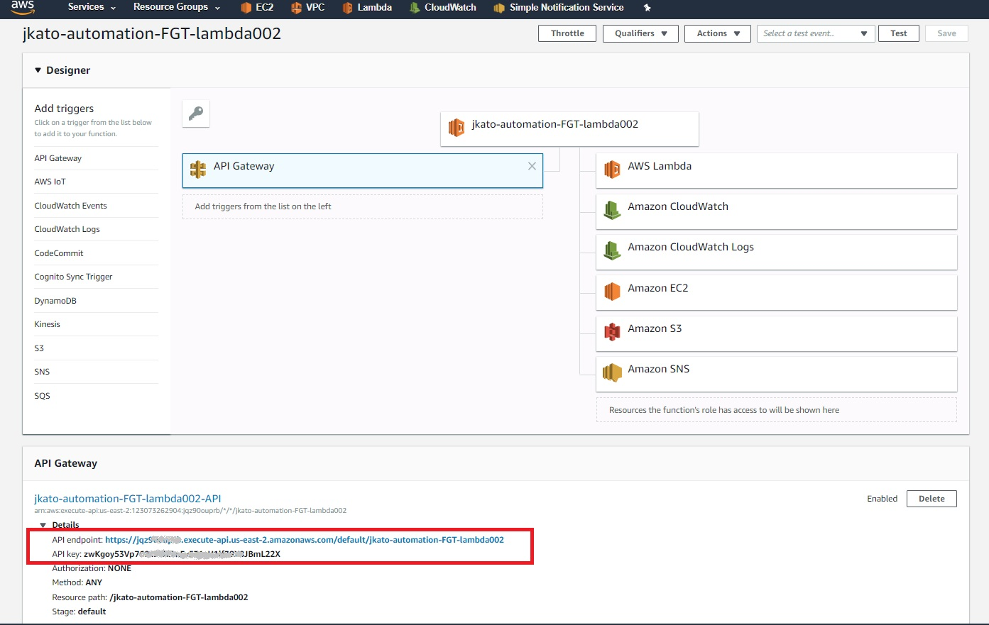Security Fabric Connector Integration with AWS | FortiGate